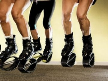 Jump-fit : les met Power Shoes